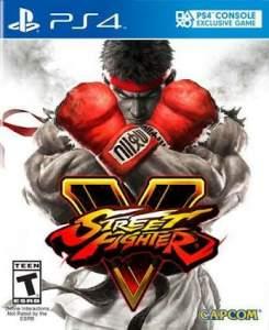 [Saraiva] Jogo Street Fighter V PS4