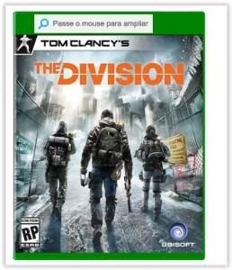 [Submarino] Game Tom Clancy's The Division - Xbox One por R$ 121