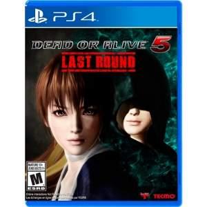 [Submarino] Game Dead Or Alive 5 : Last Round PS4 por R$36