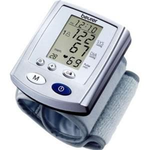 [Submarino] Medidor de Pressão de pulso Digital Automático - Beurer BC08 - R$45