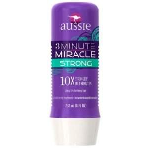 [Ricardo Eletro] Tratamento Aussie Shine 3 Minutes Miracle 236ml - por R$28