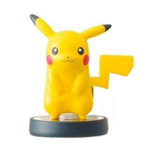 [Walmart] Amiibo Pikachu (Wii U, 3DS) - R$39,90