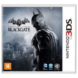 [Ricardo Eletro] Jogo Batman: Arkham Origins para 3DS - R$29