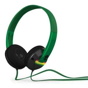 [Extra] Headphone Skullcandy S5URDZ 217 modelo Rasta - R$80