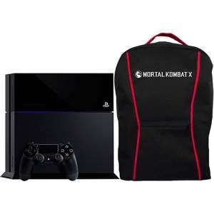 [Submarino] PS4 500GB + Mochila Mortal Kombat X + 1 Controle Dualshock 4 - R$1.620