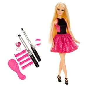 [AMERICANAS] Barbie Cabelos Cacheados - R$50