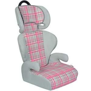 [Extra] Cadeira para Auto Tutti Baby 15 à 36kg Safety e Comfort Xadrez Azul ou Rosa - por R$85