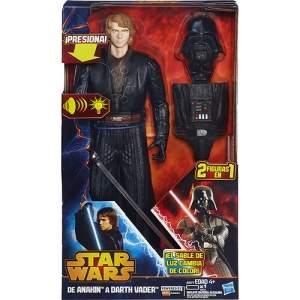 [SUBMARINO] Boneco Starwars Anakin To Vader - R$59,90