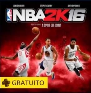 [PSN Store] Jogo NBA 2k16 Completo (PS4) - GRÁTIS para assinantes da PSN PLUS!