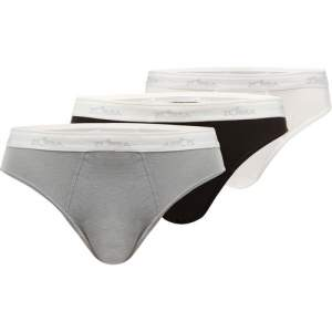 [Americanas] Kit Com 3 Cuecas Slip Zorba Max Confort - R$25