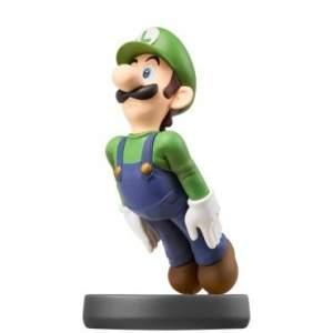 [Ricardo Eletro] Personagem Amiibo Luigi compatível com Wii U, 3DS e N3DS - Nintendo R$ 40