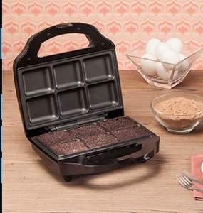 [Shoptime] Máquina de Brownie ou Crepe Fun Kitchen - R$80