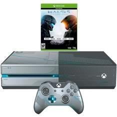 [Americanas] Xbox One 1TB Edição Halo + Jogo Halo 5 + Headset com Fio + Controle Wireless - R$1.584 a vista