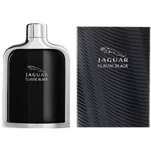 [Sou Barato] Perfume Jaguar Classic Black -  Masculino 100ml - R$180