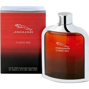 [Sou Barato] Perfume Jaguar Classic Red - Masculino 100ml - R$180