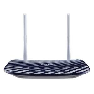 [EFACIL] Roteador Wireless ARCHER C20 AC, 750Mbps, Dual Band, WPS, 2 Antenas, USB 2.0 - TP-Link  POR R$167