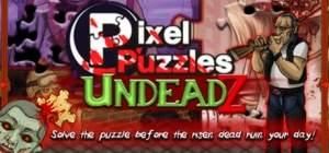 [Indiegala] Pixel Puzzles: UndeadZ grátis (ativa na Steam)