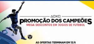[Playstation Store] Seleção Promoção dos Campeões R$9