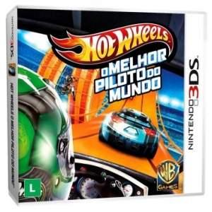 [RICARDO ELETRO] Jogo Hot Wheels para Nintendo 3DS (N3DS) - por R$30