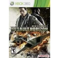 [SUBMARINO] Ace Combat: Assault Horizon - Xbox 360  - por R$80