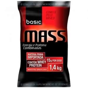 [SAUDE JÁ] Mass - Energia e Proteínas Combinadas - 1,4 Kg