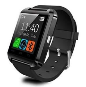 [SUBMARINO] Smartwatch U8 Preto Relógio Inteligente Bluetooth Android Iphone Por R$ 88,90