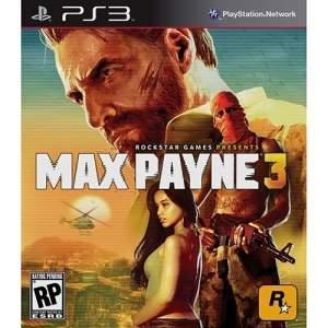 [SUBMARINO] Game Max Payne 3 PS3 por R$ 29,90