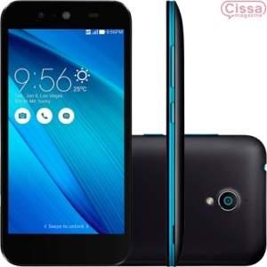 [Voltou-Cissa Magazine] Smartphone Asus Live G500 HDTV Dual 16GB Desbloqueado Preto por R$ 600