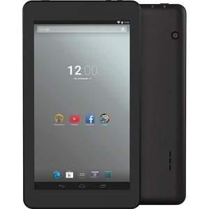 [Americanas] Tablet Every E701 8GB Wi-Fi Tela 7'' Android 4.4 Quad-Core 1,2GHz Preto por R$ 146