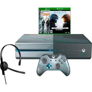 [Submarino] Console Xbox One 1TB Edição Especial + 2 Jogos + Headset com Fio + Controle Wireless + Cabo HDMI por R$ 1672