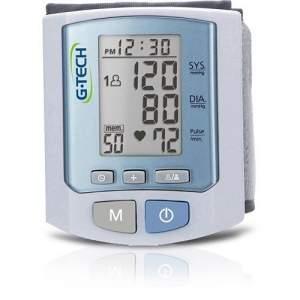 [Shoptime] Medidor de Pressão Digital Pulso RW450 - G-tech - R$57
