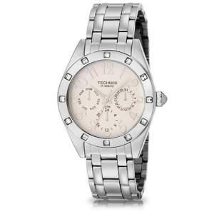 [SUBMARINO] Relógio de Pulso Feminino Analógico Elegance c/ Pulseira de Aço 6P29GA/1X - Technos  - R$110