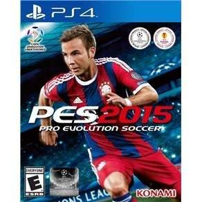 [Ponto Frio] Jogo Pro Evolution Soccer 2015 - PS4