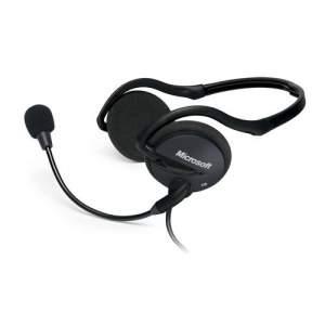 [Americanas] Fone Microsoft Lx-2000 Lifechat - com microfone - R$40
