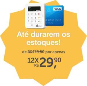 [SumUP] Promoção Maquininha TOP por R$ 359