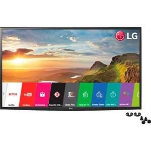[AMERICANAS] Smart TV LG LED 49'' 49LH5600 Full HD Wi-Fi 2 HDMI 1 USB Painel Ips com Miracast e Widi 60 HZ + Suporte Universal de TV até 120'' Neofix - R$2024