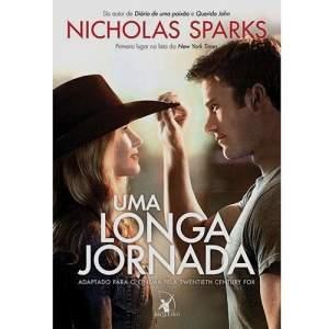 [Americanas] Livro - Uma Longa Jornada, Nicholas Sparks por R$9