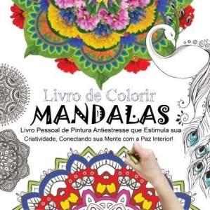 [Saraiva] Livro de colorir Descobrindo Mandalas - R$5,90