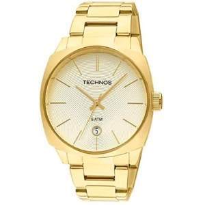 [SUBMARINO] Relógio Feminino Technos Analógico Fashion 2115rk/4x - R$121