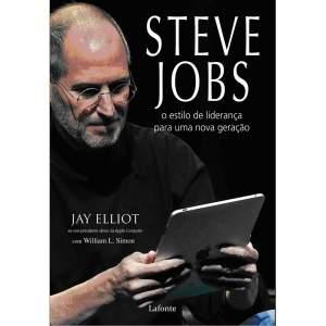 [AMERICANAS] Livro - Steve Jobs: O Estilo de Liderança Para Uma Nova