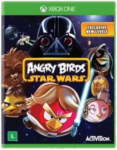 [Saraiva] - Angry Birds - Star Wars - Xbox One - R$81
