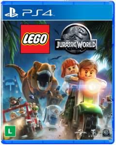 [Saraiva] - Lego Jurassic World - PS4  - R$130