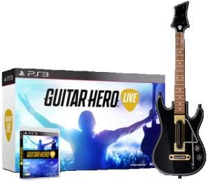 [Saraiva] Guitar Hero Live Bundle (PS3) - R$225