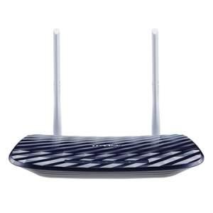 [EFACIL] Roteador Wireless ARCHER C20 AC, 750Mbps, Dual Band, WPS, 2 Antenas, USB 2.0 - TP-Link POR R$ 159