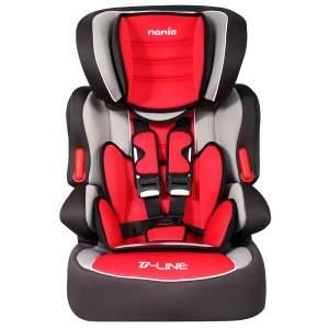 [EXTRA] Cadeira para Automóvel Nania Beline SP Luxe - 9 a 36 Kg - Carmin - R$196