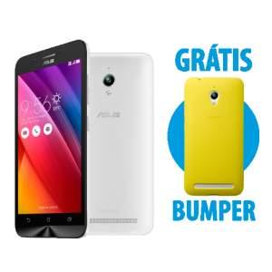 "[Asus Store] ASUS Zenfone Go 5"" Branco por R$ 620"