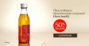 [Natura] Oleo Trifasico Ekos Buriti - R$30