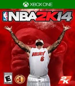 [Saraiva] Jogo NBA 2K14 para Xbox One - R$18