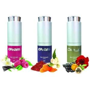 [SOU BARATO] Kit Perfume Ana Hickmann Feminino com 3 - Dream 30ml + Midnight Dream 30ml + Gold 30ml - R$36
