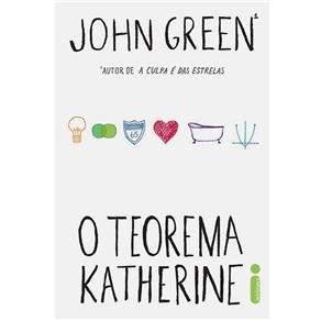 [Extra] O Teorema Katherine - John Green - por R$13 + frete grátis